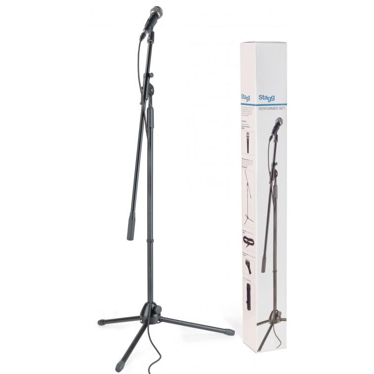 Комплект с микрофон и аксесоари за озвучаване SDM50 SET